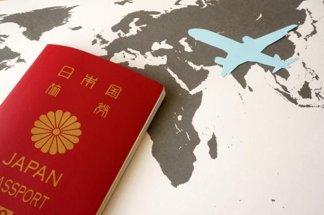 海外旅行|飛行機