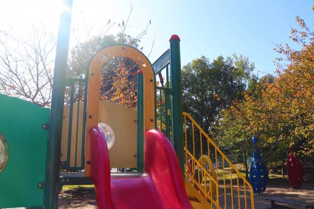 子ども|公園|旅行